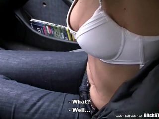 BDSM sex with bondage for a lustful bitch