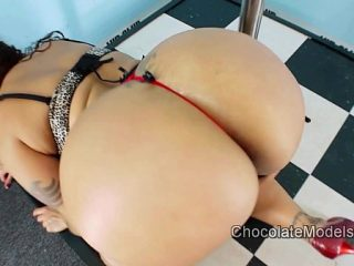 Hard and at the same time gentle punishment for the wife's lustful behavior